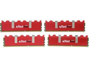 Mushkin Enhanced Redline 32GB (4 x 8GB) 240-Pin DDR3 SDRAM DDR3 2133 (PC3 17000) Desktop Memory Model 994121