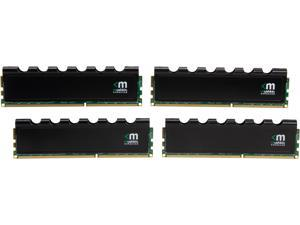 Mushkin Enhanced Blackline 32GB (4 x 8GB) 240-Pin DDR3 SDRAM DDR3 2400 (PC3 19200) Desktop Memory Model 994123