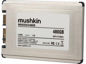 "Mushkin Enhanced Chronos GO MKNSSDCG480GB 1.8"" Internal Solid State Drive (SSD)"