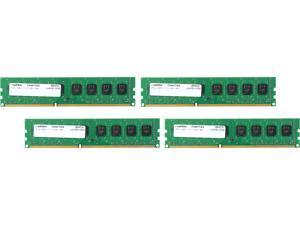 Mushkin Enhanced Essentials 32GB (4 x 8GB) 240-Pin DDR3 SDRAM DDR3L 1600 (PC3L 12800) Desktop Memory Model 997031