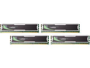 Mushkin Enhanced ECO2 32GB (4 x 8GB) 240-Pin DDR3 SDRAM DDR3L 1600 (PC3L 12800) Desktop Memory Model 994031E