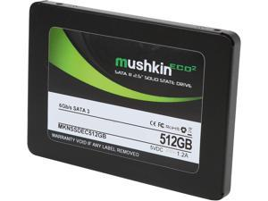 "Mushkin Enhanced ECO2 2.5"" 512GB SATA III Internal Solid State Drive (SSD) MKNSSDEC512GB"