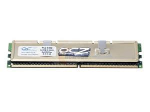 OCZ Gold 512MB 240-Pin DDR2 SDRAM DDR2 800 (PC2 6400) Desktop Memory Model OCZ2800512ELGE