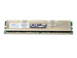 OCZ Gold Series 1GB 240-Pin DDR2 SDRAM DDR2 800 (PC2 6400) System Memory Model OCZ28001024ELGE