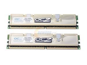 OCZ Gold 1GB (2 x 512MB) 240-Pin DDR2 SDRAM DDR2 800 (PC2 6400) Dual Channel KIt Desktop Memory Model OCZ28001024ELDCGE-K
