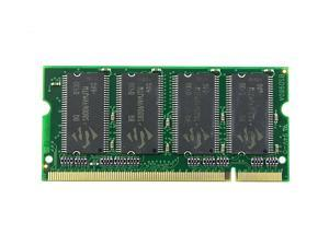 OCZ 512MB 200-Pin DDR SO-DIMM DDR 333 (PC 2700) Laptop Memory Model OCZ333512VSO