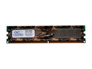 OCZ S.O.E 1GB 240-Pin DDR2 SDRAM DDR2 800 (PC2 6400) Desktop Memory Model OCZ2SOE8001G