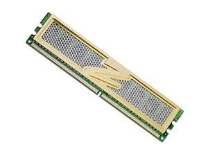 OCZ Gold 1GB 240-Pin DDR2 SDRAM DDR2 800 (PC2 6400) Desktop Memory Model OCZ2G8001G