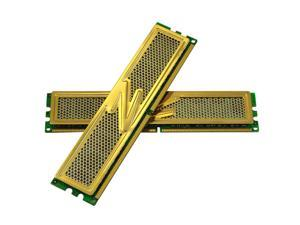 OCZ 2GB (2 x 1GB) 240-Pin DDR2 800 (PC2 6400) Dual Channel Kit Memory
