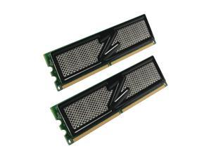 OCZ 4GB(2 x 2GB) 240-Pin DDR2 800 (PC2 6400) Dual Channel Kit Memory