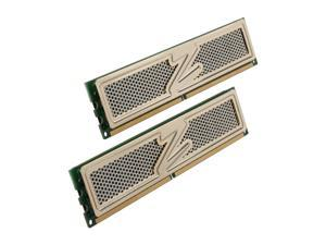 OCZ Gold 4GB(2 x 2GB) DDR2 800 (PC2 6400) Dual Channel Kit Desktop Memory