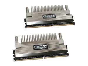 OCZ Flex XLC 2GB (2 x 1GB) 240-Pin DDR2 SDRAM DDR2 1200 (PC2 9600) Dual Channel Kit Desktop Memory