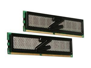 OCZ System Elite 2GB (2 x 1GB) 240-Pin DDR2 SDRAM DDR2 800 (PC2 6400) Dual Channel Kit Desktop Memory