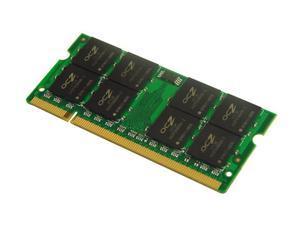 OCZ 1GB 200-Pin DDR2 SO-DIMM DDR2 800 (PC2 6400) Laptop Memory Model OCZ2M8001G
