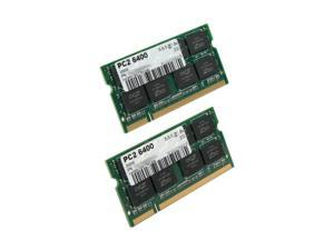 OCZ 4GB (2 x 2GB) 200-Pin DDR2 SO-DIMM DDR2 800 (PC2 6400) Dual Channel Kit Laptop Memory Model OCZ2M8004GK