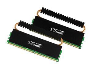 OCZ Reaper HPC 2GB (2 x 1GB) 240-Pin DDR2 SDRAM DDR2 800 (PC2 6400) Dual Channel Kit Desktop Memory Model OCZ2RPR800C32GK