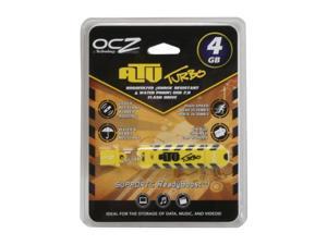 OCZ ATV Turbo 4GB Flash Drive (USB2.0 Portable) Model OCZUSBATVT4G