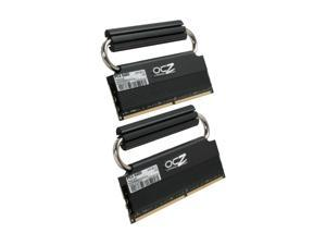 OCZ Reaper HPC Edition 4GB (2 x 2GB) 240-Pin DDR2 SDRAM DDR2 800 (PC2 6400) Dual Channel Kit Desktop Memory