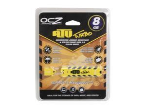 OCZ 8GB Flash Drive (USB2.0 Portable) Model OCZUSBATVT8G