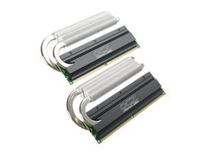 OCZ ReaperX HPC 4GB (2 x 2GB) 240-Pin DDR2 SDRAM DDR2 800 (PC2 6400) Dual Channel Kit Desktop Memory