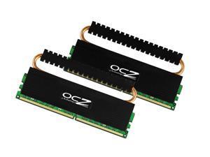 OCZ Reaper HPC Edition 4GB (2 x 2GB) 240-Pin DDR2 SDRAM DDR2 800 (PC2 6400) Dual Channel Kit Desktop Memory Model OCZ2RPR8004GK