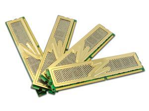 OCZ Gold 8GB (4 x 2GB) 240-Pin DDR2 SDRAM DDR2 800 (PC2 6400) Quad kit Desktop Memory Model OCZ2G8008GQ