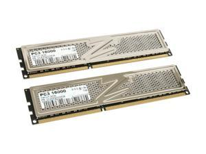 OCZ Platinum 4GB (2 x 2GB) 240-Pin DDR3 SDRAM DDR3 2000 (PC3 16000) Dual Channel Kit Desktop Memory Model OCZ3P20004GK