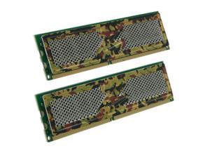 OCZ Special Ops Edition 4GB (2 x 2GB) 240-Pin DDR2 SDRAM DDR2 800 (PC2 6400) Dual Channel Kit Desktop Memory Model OCZ2SOE8004GK