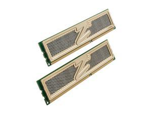OCZ Gold 4GB (2 x 2GB) 240-Pin DDR3 SDRAM DDR3 1600 (PC3 12800) Dual Channel Kit Desktop Memory