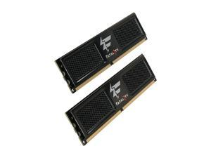 OCZ Fatal1ty Edition 2GB (2 x 1GB) 240-Pin DDR2 SDRAM DDR2 1066 (PC2 8500) Dual Channel Kit Desktop Memory (The Official ...