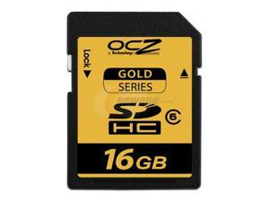 OCZ Gold Series 16GB Secure Digital High-Capacity (SDHC) 150x Flash Card