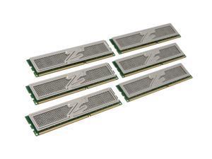 OCZ Platinum 12GB (6 x 2GB) 240-Pin DDR3 SDRAM DDR3 1333 (PC3 10666) Desktop Memory Model OCZ3P1333LV12GS