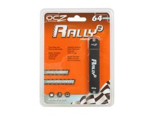 OCZ Rally2 64GB Flash Drive (USB2.0 Portable) Model OCZUSBR2DC-64GB