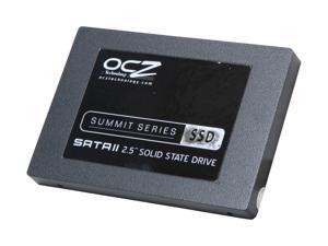 """OCZ Summit OCZSSD2-1SUM120G 2.5"""" 120GB SATA II MLC Internal Solid State Drive (SSD)"""