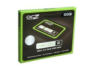"OCZ Agility 2 2.5"" 100GB SATA II MLC Internal Solid State Drive (SSD) OCZSSD2-2AGT100G"