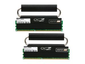 OCZ Reaper HPC Edition 4GB (2 x 2GB) 240-Pin DDR3 SDRAM DDR3 1600 (PC3 12800) Low Voltage Desktop Memory Model OCZ3RPR1600C8LV4GK