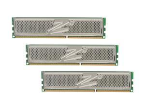 OCZ Platinum 6GB (3 x 2GB) 240-Pin DDR3 SDRAM DDR3 1600 (PC3 12800) Desktop Memory