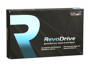 OCZ RevoDrive OCZSSDPX-1RVD0120 PCI-E x4 120GB PCI Express MLC Internal Solid State Drive (SSD)