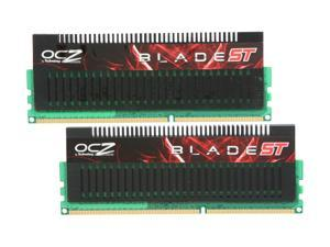 OCZ Blade SuperTuned 4GB (2 x 2GB) 240-Pin DDR3 SDRAM DDR3 1600 (PC3 12800) Desktop Memory