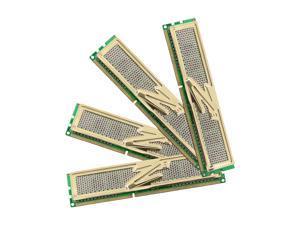 OCZ Gold 8GB (4 x 2GB) 240-Pin DDR3 SDRAM DDR3 1333 (PC3 10666) Desktop Memory Model OCZ3G1333LV8GQ