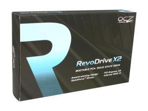 OCZ RevoDrive X2 OCZSSDPX-1RVDX0100 PCI-E MLC Internal Solid State Drive (SSD)