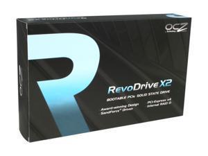 OCZ RevoDrive X2 OCZSSDPX-1RVDX0160 PCI-E 160GB PCI-Express x4 MLC Internal Solid State Drive (SSD)