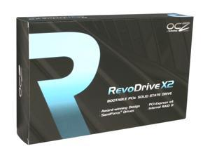 OCZ RevoDrive X2 OCZSSDPX-1RVDX0240 PCI-E MLC Internal Solid State Drive (SSD)