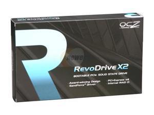 OCZ RevoDrive X2 OCZSSDPX-1RVDX0480 PCI-E 480GB PCI-Express x4 MLC Internal Solid State Drive (SSD)