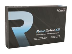 OCZ RevoDrive X2 OCZSSDPX-1RVDX0220 PCI-E 220GB 4 x PCI Express MLC Internal Solid State Drive (SSD)