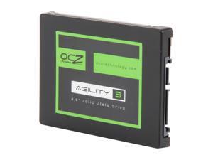 "OCZ Agility 3 AGT3-25SAT3-60G 2.5"" 60GB SATA III MLC Internal Solid State Drive (SSD)"