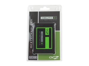 "OCZ Agility 3 AGT3-25SAT3-120G 2.5"" MLC Internal Solid State Drive (SSD)"