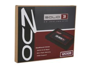 "OCZ Solid 3 SLD3-25SAT3-120G 2.5"" 120GB SATA III MLC"