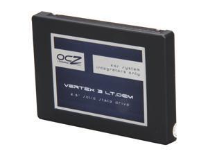 """OCZ Vertex 3 V3LT-25SAT3-240G.oem 2.5"""" 240GB SATA III MLC Internal Solid State Drive (SSD) - OEM"""
