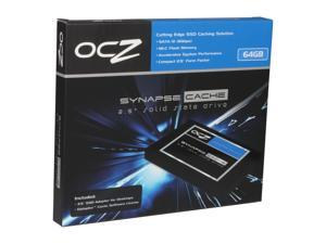 "OCZ Synapse Cache SYN-25SAT3-64G 2.5"" MLC Internal Solid State Drive (SSD)"